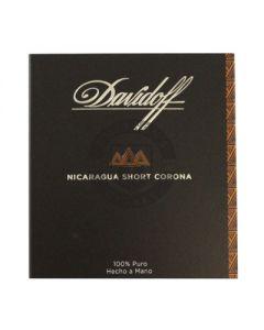 Davidoff Nicaragua Short Corona 5 Pack