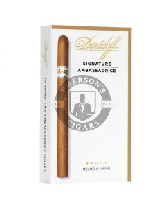 Davidoff Signature Ambassadrice 10 Cigar Pack