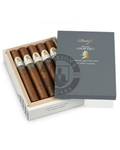 Winston Churchill Limited Edition 2021 Leader of Quality Box 10