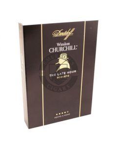 Davidoff Winston Churchill The Late Hour Robusto 4 Cigars