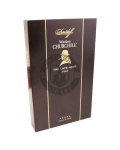 Davidoff Winston Churchill The Late Hour Toro 4 Cigars