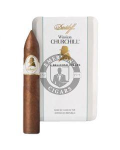 Davidoff Winston Churchill Belicoso 4 Pack