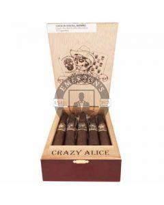 Deadwood Crazy Alice Short Piramid Box 10