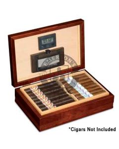 Diamond Crown Delaware Humidor (Capacity 80 Cigars)