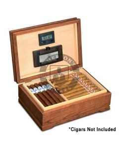 Diamond Crown Jefferson Humidor (Capacity 95 Cigars)
