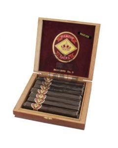 Diamond Crown Robusto #3 (Maduro) 5 Cigars