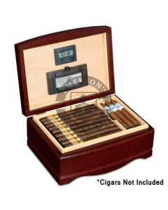 Diamond Crown Washington Humidor (Capacity 110 Cigars)