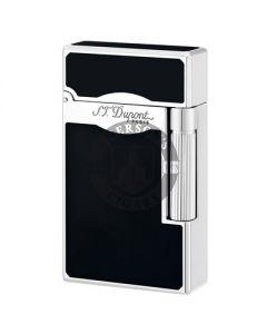 Dupont Le Grand Lighter Black Lacquer / Palladium