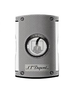 Dupont Maxijet Chrome Grid Cigar Cutter