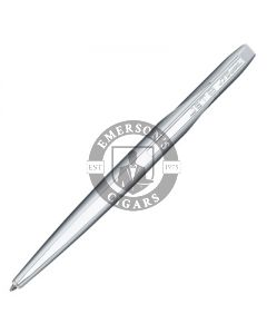 Dupont Jet 8 Ball Point Pen Chrome
