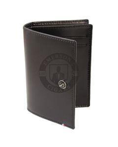 Dupont Wallet Line D Business Card Holder Black