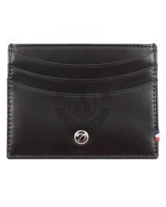 Dupont Wallet Line D Credit Card Holder Black