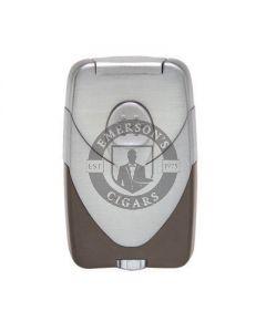 Xikar Enigma Gunmetal Lighter