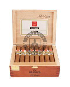 E. P. Carrillo New Wave Reserva Robusto 6 Cigars