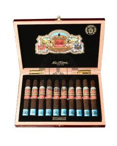 E. P. Carrillo La Historia TAA 2019 5 Cigars