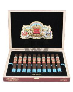 E. P. Carrillo La Historia Dona Elena 5 Cigars