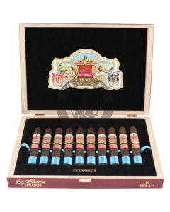 E. P. Carrillo La Historia El Senador 5 Cigars