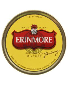 Erinmore Mixture Pipe Tobacco 100g Tin