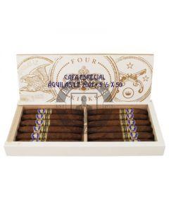 Four Kicks Capa Especial Limited Edition Aguilas Box 12