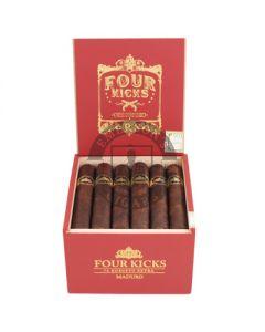 Four Kicks Maduro Robusto Extra 6 Cigars