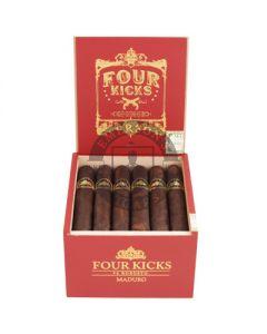 Four Kicks Maduro Robusto 6 Cigars