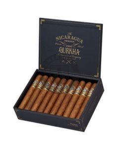 Gurkha Nicaragua Series Toro Box 20