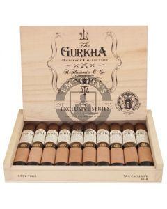 Gurkha Heritage Rosado Toro TAA 2018 5 Cigars