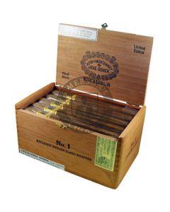 Hoyo De Monterrey Excalibur No. I (English Claro) Box 20