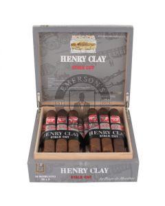 Henry Clay Stalk Cut Robusto 5 Cigars