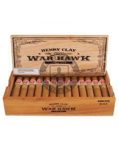 Henry Clay War Hawk Robusto 5 Cigars