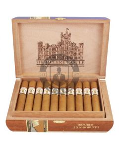 Highclere Castle Robusto 5 Cigars