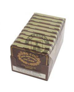 Hoyo De Monterrey Excalibur Mini Cigarillo 20 Cigar Tin