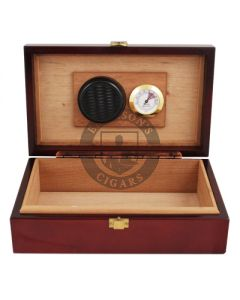 Don Salvatore Travel Humidor Cherry