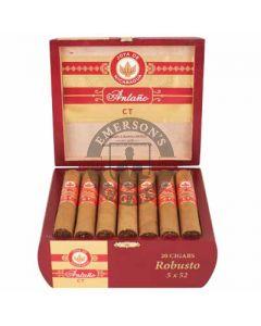 Joya De Nicaragua Antano Connecticut Robusto 5 Cigars