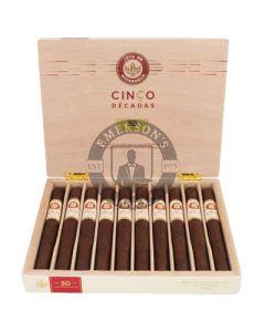 Joya De Nicaragua Cinco Decadas El General 5 Cigars