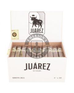 Juarez Limited Edition Shots Box 50