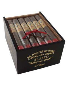 La Aroma de Cuba El Jefe 6 Cigars