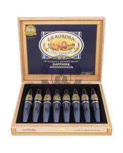 La Aurora Preferidos Sapphire Tube Box 8