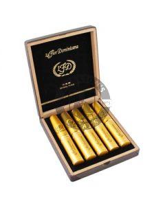 La Flor Dominicana Oro Chisel Tubo Box 5