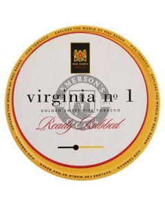 Mac Baren Virginia No1 100 Gram Tin