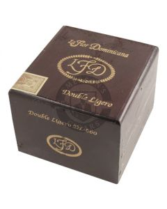 La Flor Dominicana Double Ligero DL-660 (Natural) Box 20