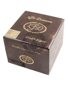 La Flor Dominicana Double Ligero DL-660 (Maduro) Box 20