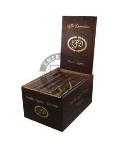 La Flor Dominicana Double Ligero DL-700 (Natural) Box 20