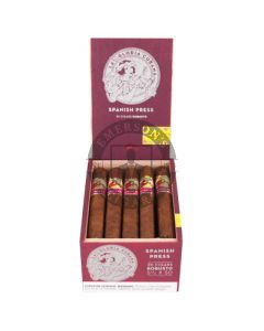 La Gloria Cubana Spanish Press Robusto 5 Cigars