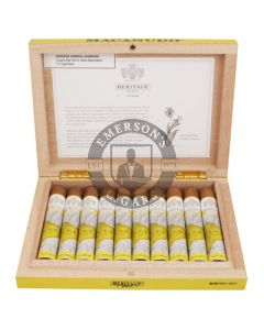 Macanudo Heritage Nuevo Robusto Box 20