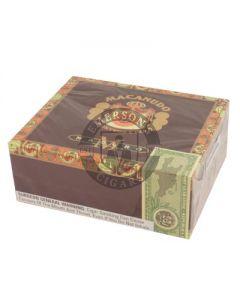 Macanudo Maduro Hyde Park Box 25