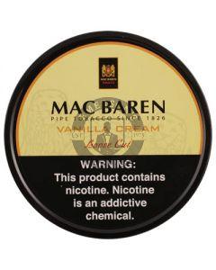 Mac Baren Vanilla Cream 100 Gram Tobacco Tin