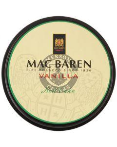 Mac Baren Vanilla Roll Cake 100 Gram Tin