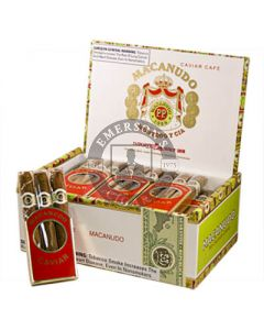 Macanudo Cafe Caviar Box 50