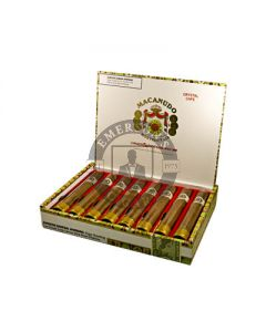Macanudo Cafe Crystal Tubo Box 8